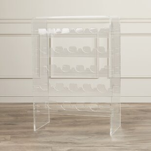 Metoyer 20 Bottle Floor Wine Rack by Bray..