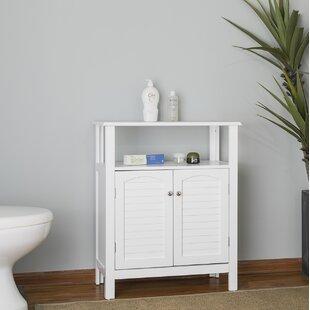 Millman 265 W x 3225 H x 13 D FreeStanding Bathroom Cabinet by Breakwater Bay