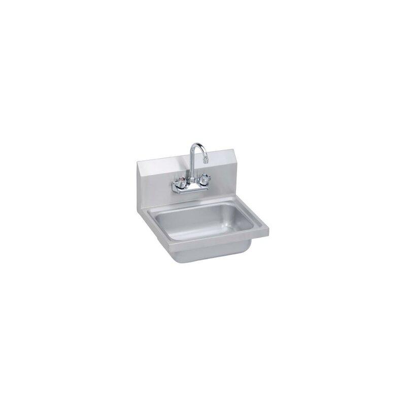 Wall MntStation No Faucets