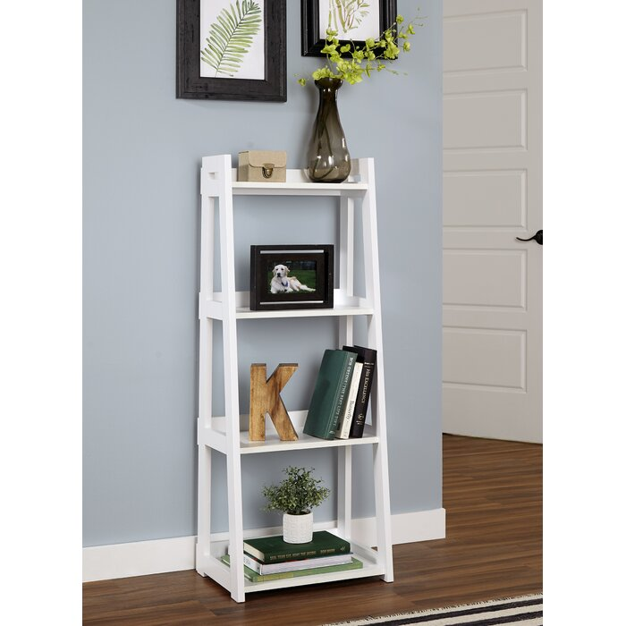 finest selection 86598 7961d Narrow Ladder Bookcase