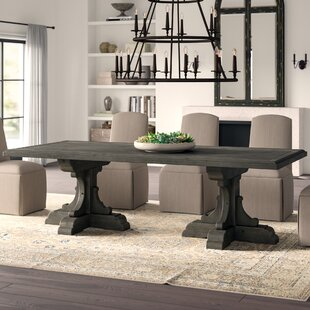 Ridgefield Wood Dining Table by Greyleigh Best Choicest