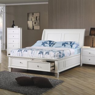 Affordable Price Sexton Storage Bed by Harriet Bee Reviews (2019) & Buyer's Guide
