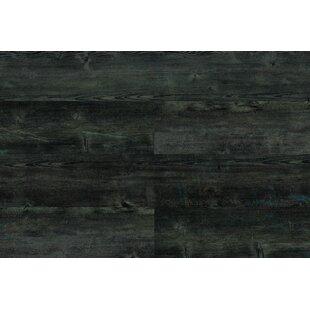 7 X 46 9 5mm Luxury Vinyl Plank In Graphite