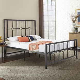 Garrett Queen Platform Bed by Ivy Bronx
