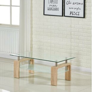 Brittaney Coffee Table by Wrought Studio