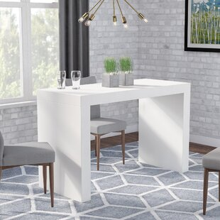 Dionara C-Shape Dining Table by Comm Office Amazing