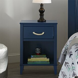 Sierra Ridge Mesa 1 Drawer Nightstand by Little Seeds