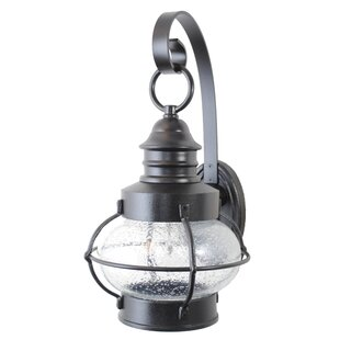 Lubbers Outdoor Wall Lantern