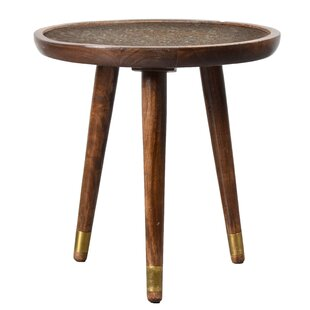 Jayvion Wooden End Table