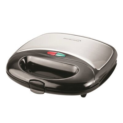 Brentwood Appliances Waffle Maker Brentwood Color: Black