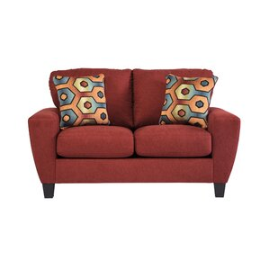 Hiltonia Loveseat by Latitude Run