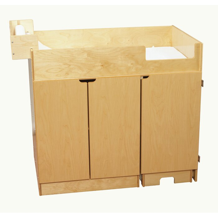 Childcraft Changing Table With Pad