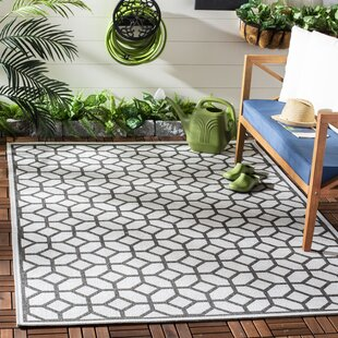 Mitchum Gray Indoor/Outdoor Area Rug