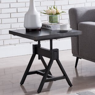 Tobias End Table by 17 Stories