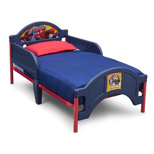 Spider-Man Toddler Sleigh Bed