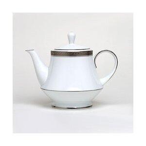 Crestwood Platinum 1.19-qt. Teapot