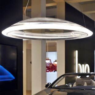 Ameluna 1-Light Geometric Chandelier by Artemide