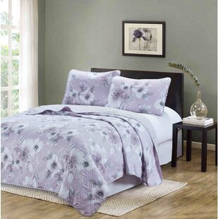 Lawley Rerversible Coverlet Set