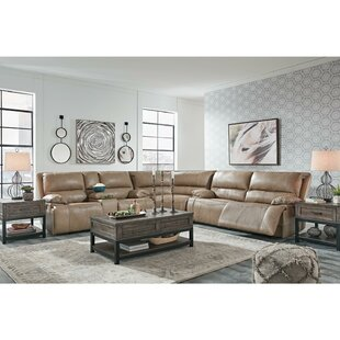 Alvey 240 Symmetrical Reclining Sectional By Red Barrel Studio