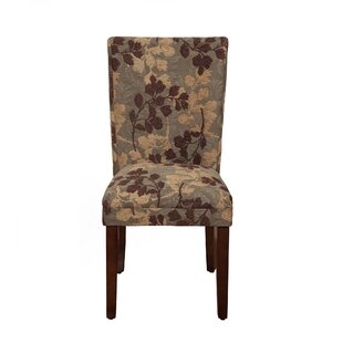 Tenbury Classic Upholstered Dining Chair by Andover Mills 2019 Sale
