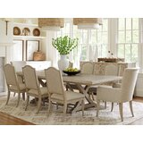 Malibu 9 Piece Extendable Dining Set by Barclay Butera