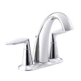 Kohler Alteo Centerset Bathroom Sink Faucet