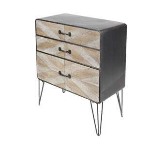 Savings 3 Drawer Accent Chest ByCole & Grey