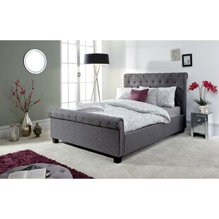 Arley Upholstered Ottoman Bed By Three Posts