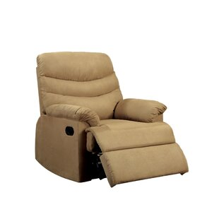 Singclaire Manual Glider Recliner By Hokku Designs