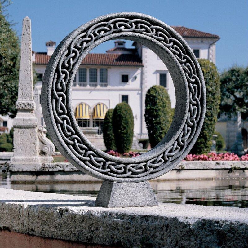 Design Toscano Celtic Circle Of Life Garden Art Reviews