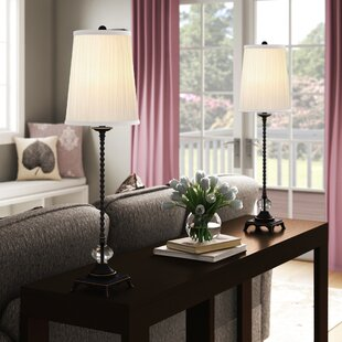 Billie 32 Buffet Table Lamp (Set of 2)