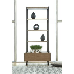 Hadrian Etagere Bookcase by 17 Stories