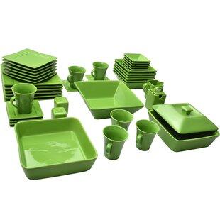 Save  sc 1 st  Wayfair & Green Dinnerware Sets Youu0027ll Love | Wayfair