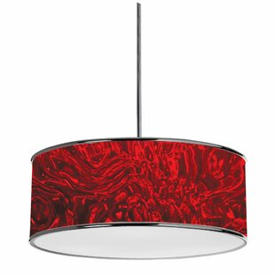 Orren Ellis Irena 3-Light Pendant