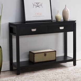 Charlton Home Ratzlaff Console Table