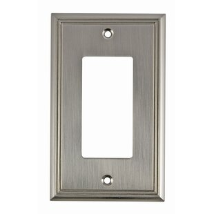Brushed Nickel Switch Plates Wayfair