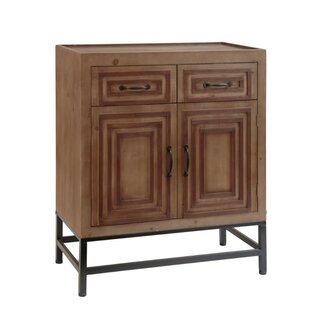 Find O'Kean Spacious Wooden 2 Door Accent Cabinet ByBungalow Rose
