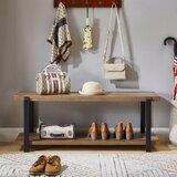 30 Inch Entryway Storage Bench | Wayfair
