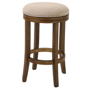 Mcgrady Counter Height 25 Swivel Bar Stool Charlton Home
