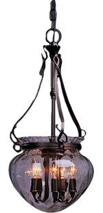 Hubbardton Forge Acharn 5-Light Urn Pendant