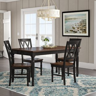 Kivalina 5 Piece Dining Set by Beachcrest..