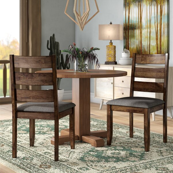 Upholstered Wide Dining Chair Wayfair
