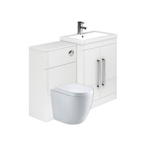 Aparicio 515mm Bathroom Furniture Suite By Mercury Row