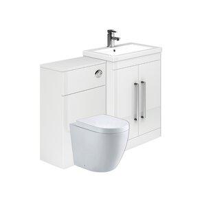 Discount Aparicio 515mm Bathroom Furniture Suite
