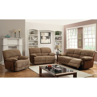 Red Barrel Studio Swartwood Reclining Living Room Collection