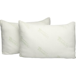 Essence of Bamboo Down Alternative Pillow (Set of 2)