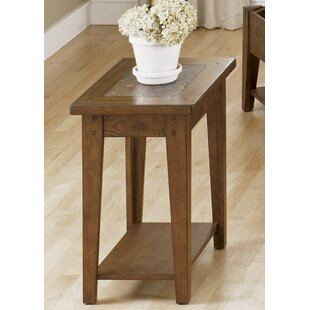 Check Prices Warfel Occasional Chairside Table by Charlton Home