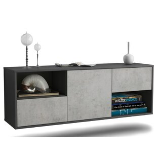 Lunetta TV Stand By Ebern Designs