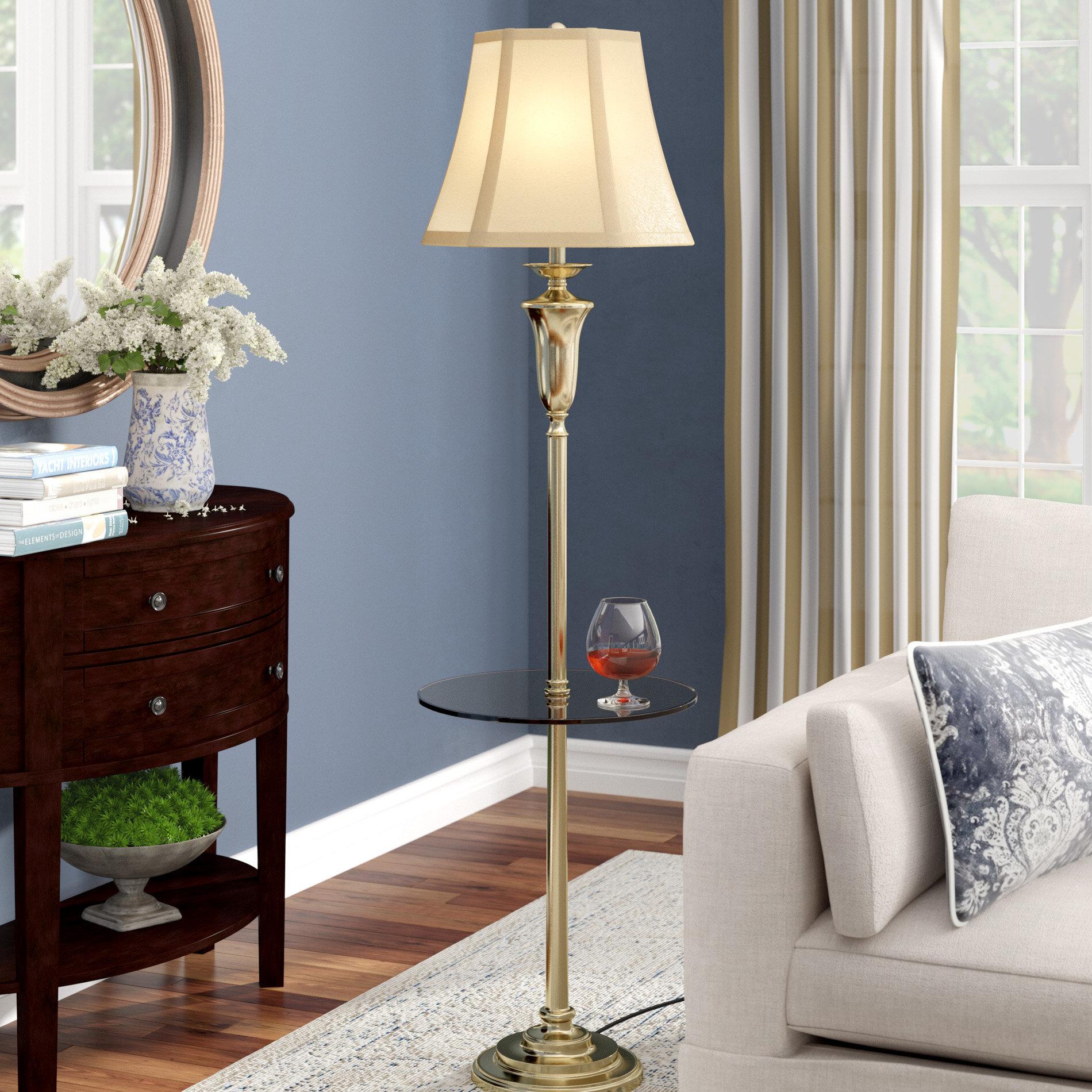 darby home co rossendale 61 floor lamp wayfair