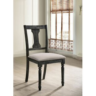 Fairborn Upholstered Dining Chair (Set of 2) Gracie Oaks